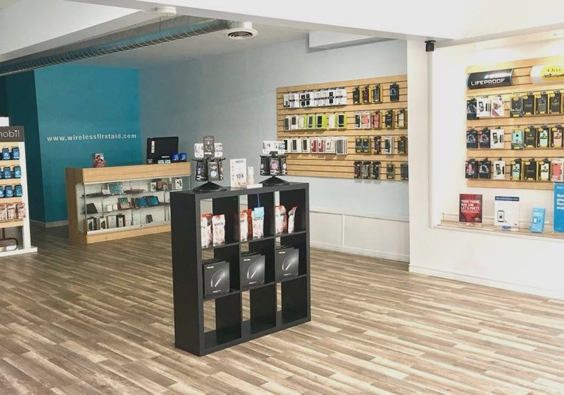 Wireless First Aid Store
